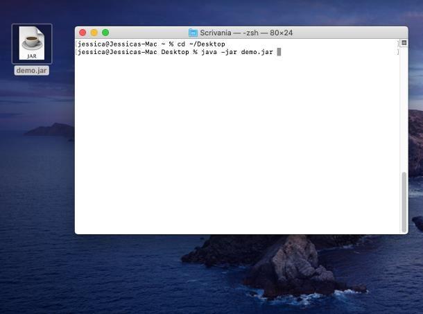 Come abilitare Java su Mac