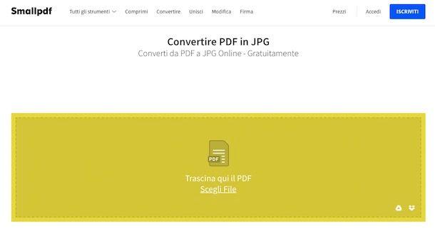 How to Convert JPG to PDF on Mac