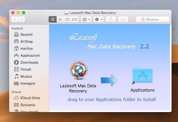 Come recuperare file cancellati da hard disk esterno