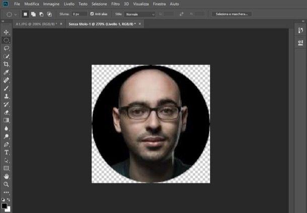 Come Tagliare Una Foto A Cerchio Salvatore Aranzulla