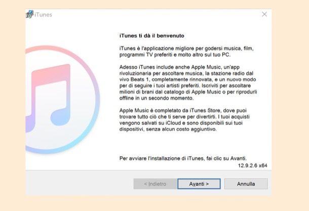 download itunes per windows 10 gratis
