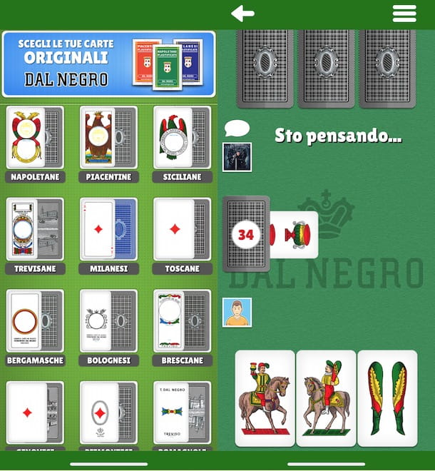 App Briscola Dal Negro
