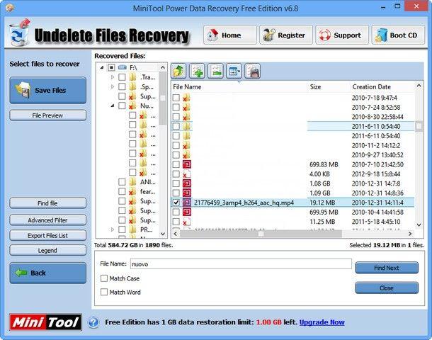 Recupero file disk esterno recensione disk drill la for Hd esterno non rilevato