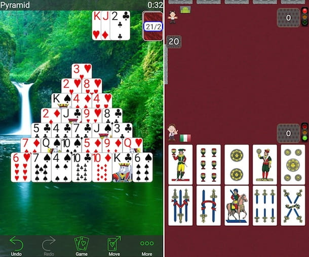 Giochi da scaricare gratis per Android