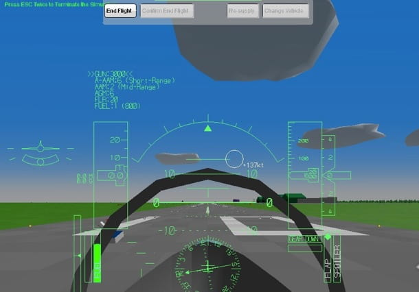 Giochi aerei online