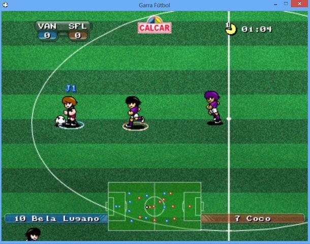Giochi di calcio indie