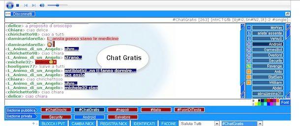 video porno escort chat room senza registrazione
