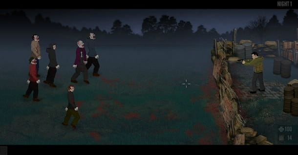 Giochi zombie online