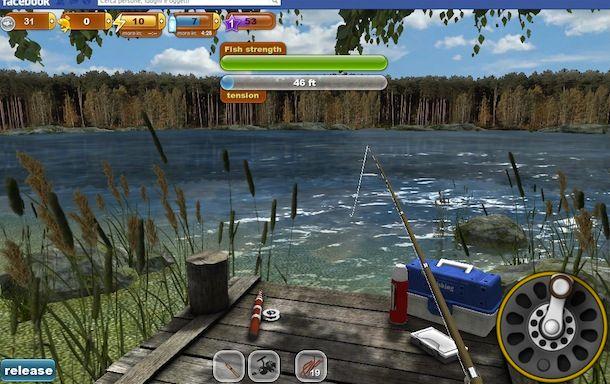 Pesca online