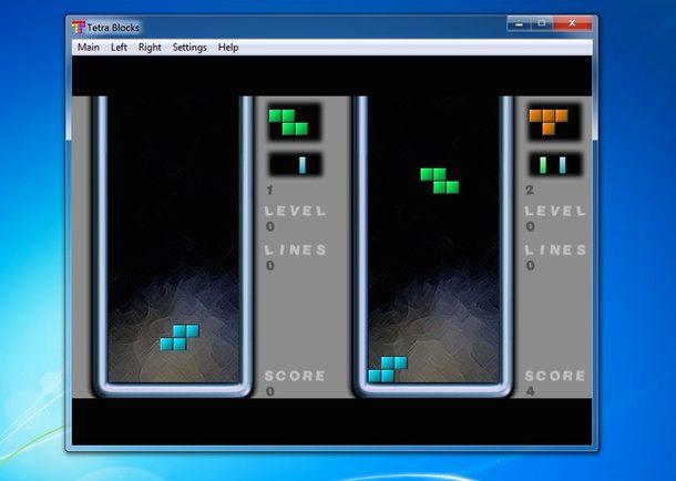 Tetris gratis
