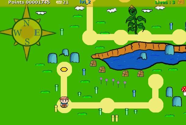 Giochi di Mario Bros gratis per PC