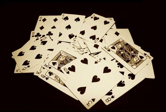 Double gioco carte