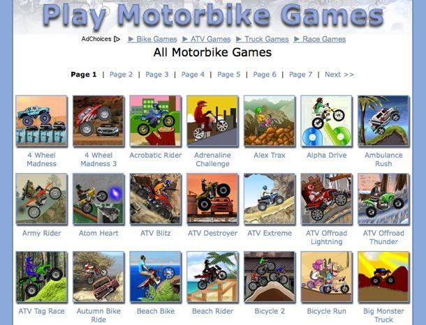 Giochi moto