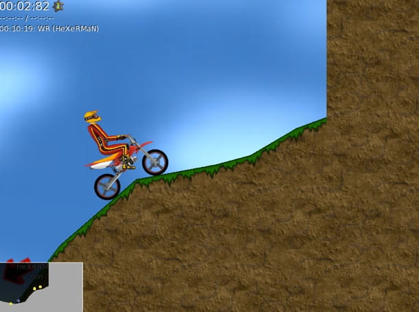Giochi motocross open source