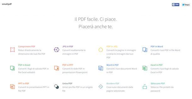 Convertitore PDF