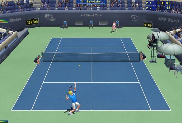 Giochi tennis