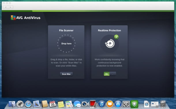 AVG Antivirus Mac