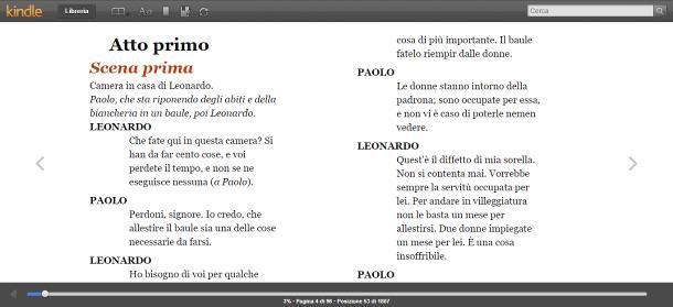 Libri on line Amazon