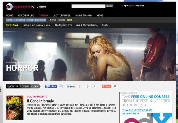 sito gratuito film gratis on line