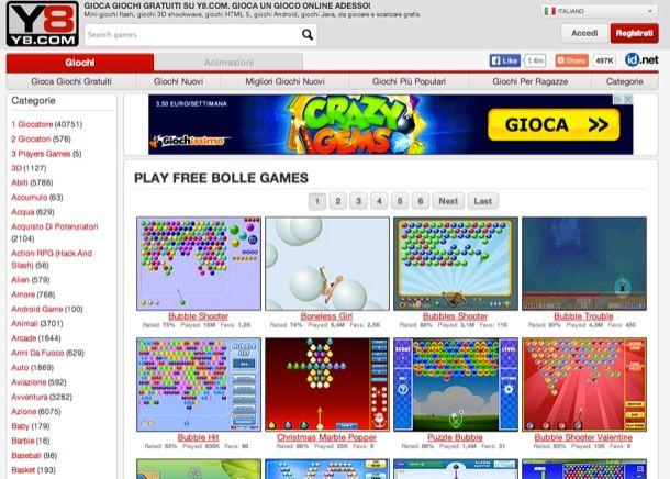 Puzzle Bubble gratis