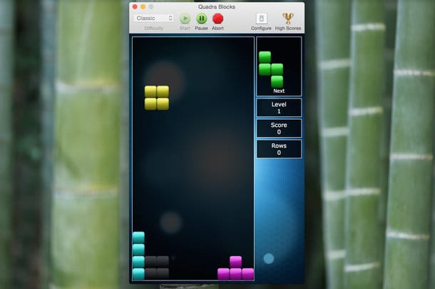 Tetris classico