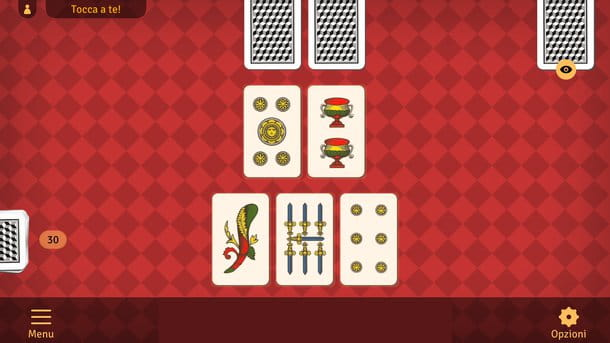 Scopa multiplayer