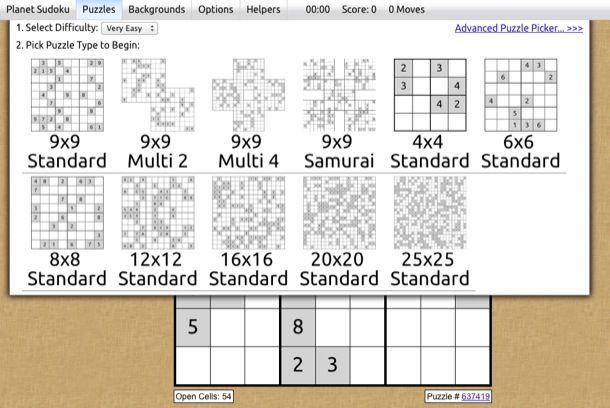 Sudoku online