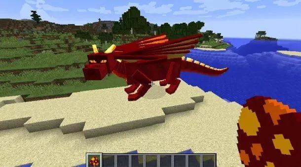 Dragon Mounts 2 Minecraft Mod PC