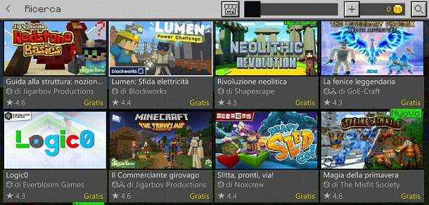 Mod gratis Minecraft PE