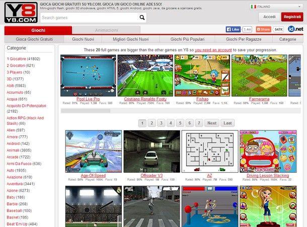 Gioca gratis online