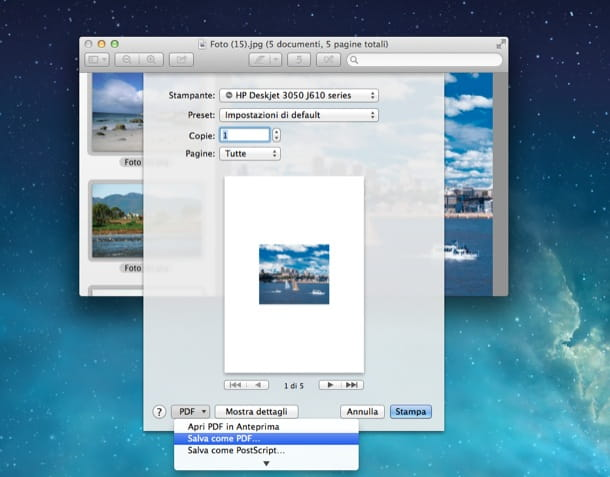 convertire jpg in pdf programma