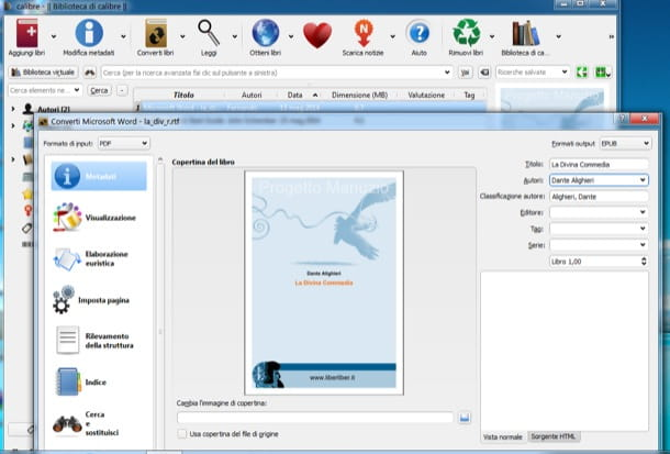 Online ebook converter