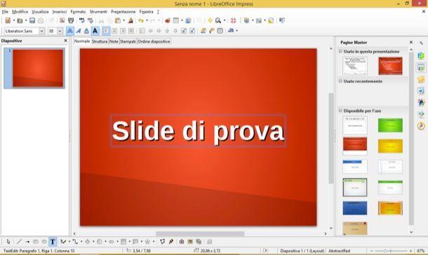 Power point gratis salvatore aranzulla for Creatore di progetti online gratuito