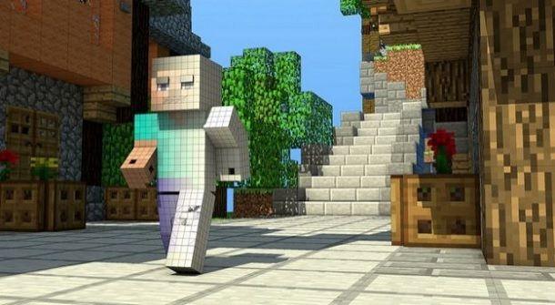 Creazione Minecraft