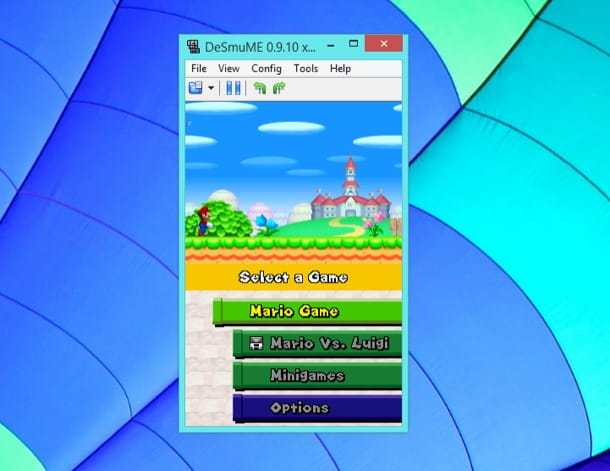 Emulatore NDS