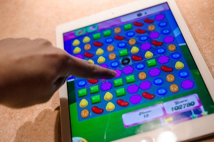 Giochi su tablet