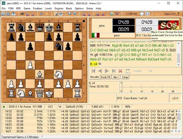 Gioco scacchi gratis per PC
