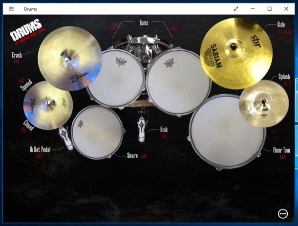 Drums per Windows 10