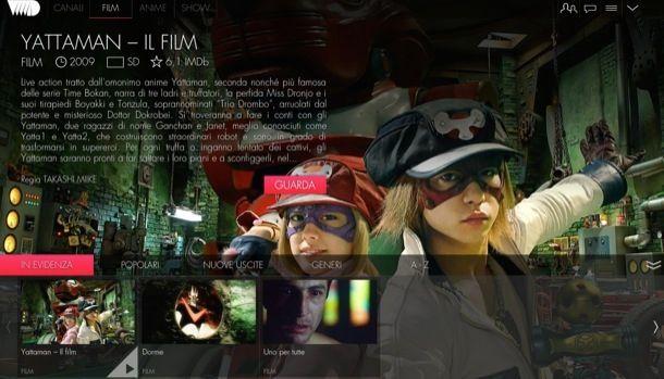 Film senza limiti gratis