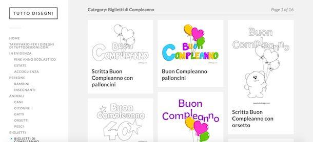 Biglietti Auguri Compleanno Da Stampare Salvatore Aranzulla