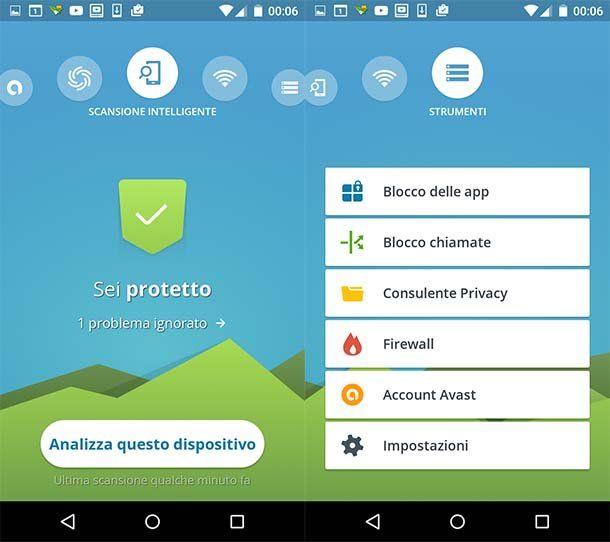 Anti malware gratis salvatore aranzulla for Antivirus per android gratis
