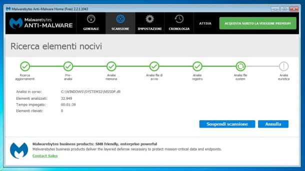 antispyware gratis italiano