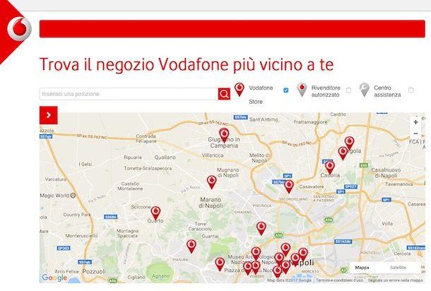 Come attivare SIM Vodafone