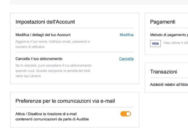 Audiolibri in italiano