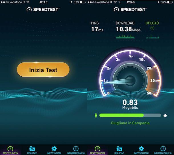 Come verificare la velocità di connessione