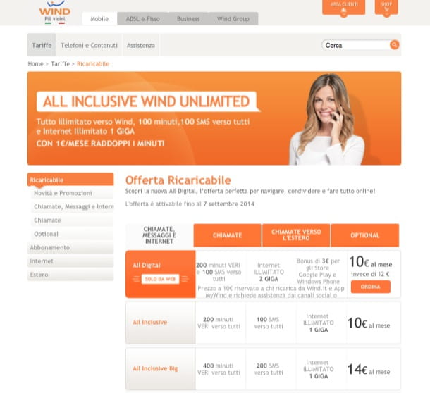 Wind All Inclusive