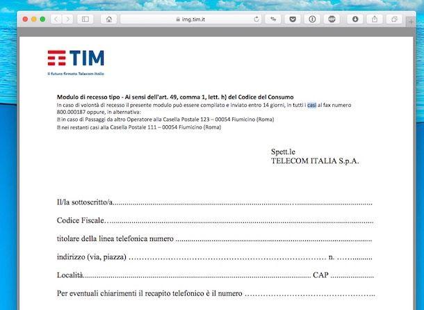 ADSL Telecom Italia - Servizio Clienti e Numeri Utili