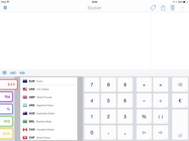 Migliori app iPad