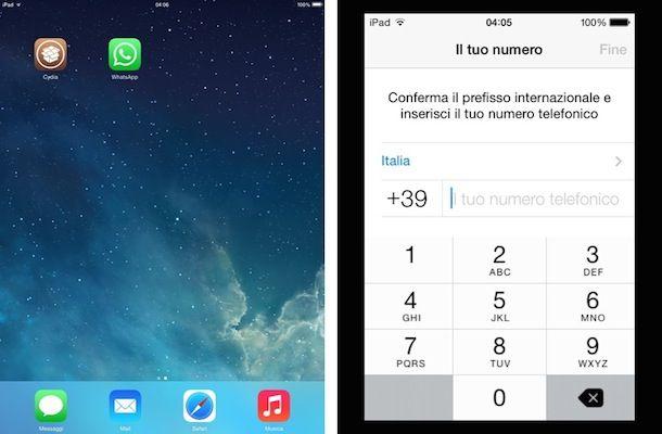 Scaricare WhatsApp su iPad
