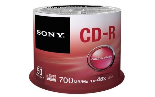 Quale CD comprare per masterizzare musica